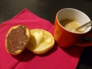 Muffins au petit dejeuner